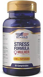 Stress Formula Mulher com L-triptofano 60 comprimidos