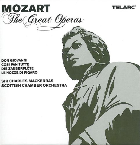 Mozart-The Great Operas