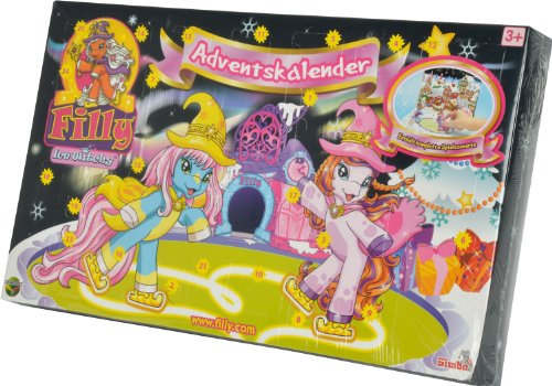 Simba 105956278 - Filly Ice Witchy Adventskalender
