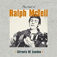 Best of: Streets of London by RALPH MCTELL (2000-04-11)