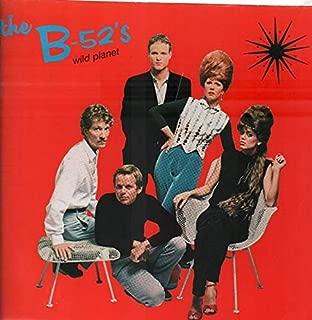 The B-52's - Wild Planet - Island Records - 202 587, Island Records - 202 587-270
