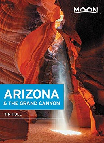 Moon Arizona & the Grand Canyon (Travel Guide) (English Edition)