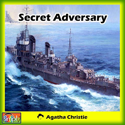 Secret Adversary Audiobook By Agatha Christie cover art