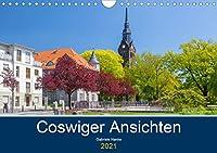 Coswiger Ansichten (Wandkalender 2021 DIN A4 quer): Die schoenen Farbfotos der Stadt Coswig und dem saechsischem Elbland fuehren Sie durch das neue Jahr. (Monatskalender, 14 Seiten )