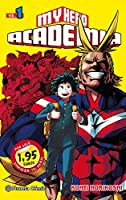 MM My Hero Academia nº 01 1,95 (Manga Manía)