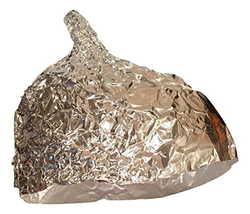 """Electro Deflecto """"Tin Foil Hat Silver"""