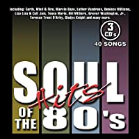 Soul Hits Of The 80's (Revised Set) by Various (2004-02-17)