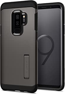 Spigen Tough Armor Designed for Samsung Galaxy S9 Plus Case (2018) - Gunmetal
