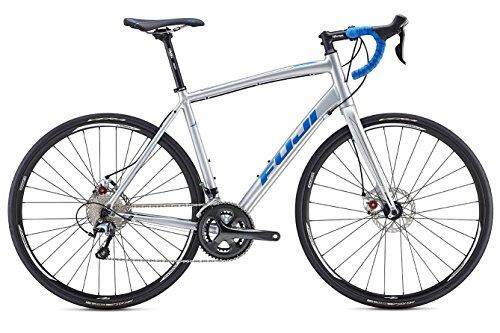 Fuji Sportif 1.5 28 Zoll Rennrad Silber/Blau (2016), 54