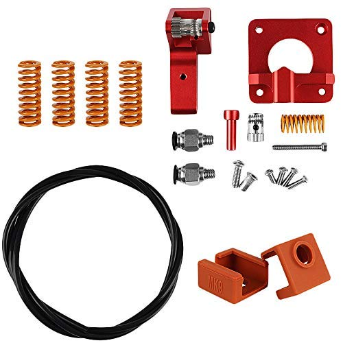 DONDOW 3D Printer Accessories Creality Cr-10S Pro Ender-3 Ptfe Spring Extruder Kit