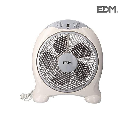 Ventilator Box Fan EDM 45 W 30 cm 2018 Serie