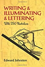Best edward johnston writing and illuminating & lettering Reviews