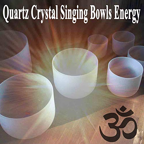 Quartz Crystal Singing Bowls Energy