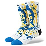 Stance Stephen Curry Golden State Warriors Splatter NBA Socken -