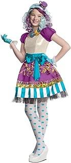 Ever After High Madeline Hatter Girls Costume Tv Show Mad Hatter Doll
