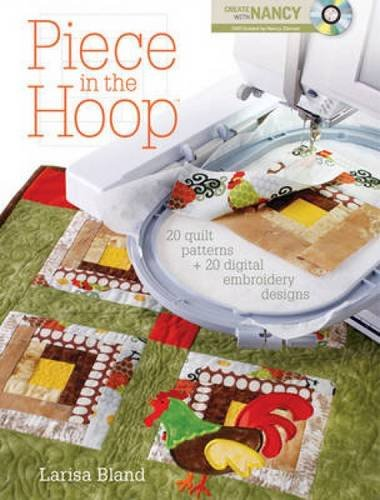 Embroidery Projects In The Hoop – Free Embroidery Patterns