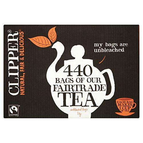 CLIPPER FAIR TRADE TEA 440S