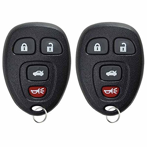Top keyless entry remote chevy impala 2007 for 2020