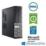 PC Dell Optiplex 3010 Core i3 3°Gen RAM 4Gb HDD 500Gb Windows 10 Professional con Licenza Nuova...