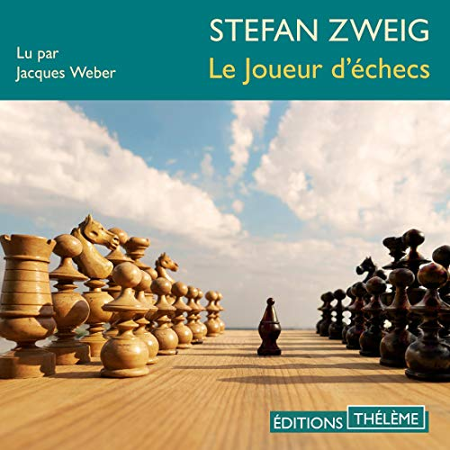 Le Joueur d'échecs audiobook cover art