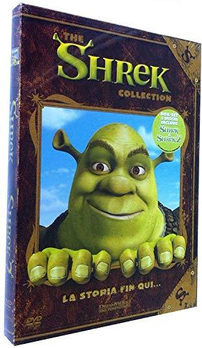 Shrek + Shrek 2(BOX SET) [IT Import]