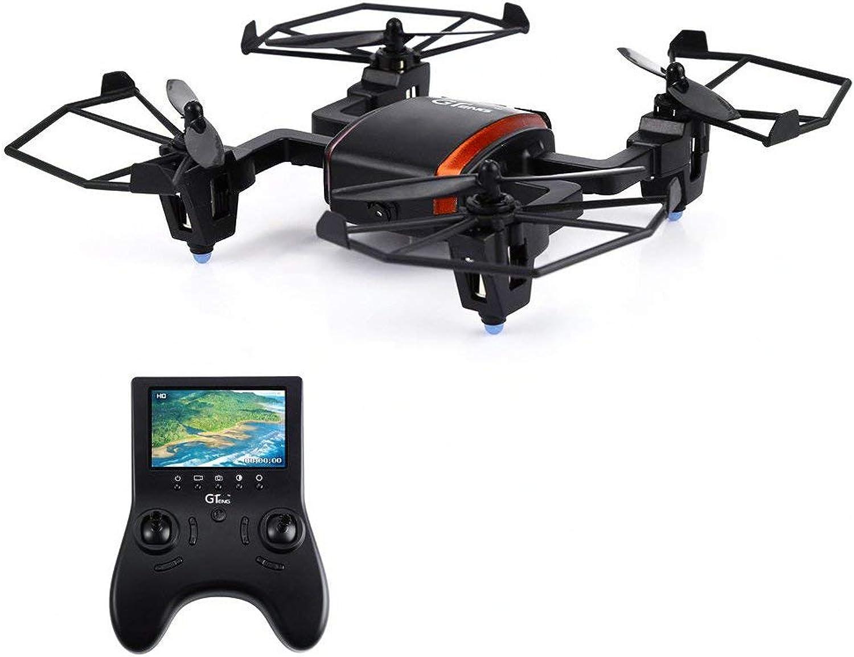 JSMeet T901F 5.8G FPV-Drohne mit 720P HD-Kamera Headless-Modus-Flugspinne RC Quadcopter RTF