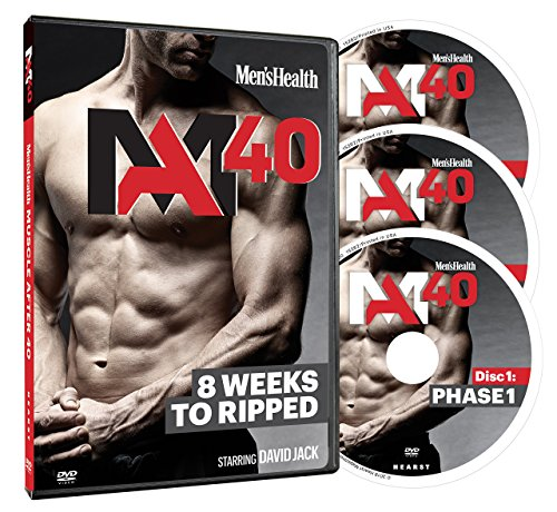 Men's Health MA40: at-Home Workouts for...