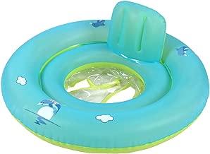 Bolsa de Aire Inflable port/átil de Flotador para Nadar Aprendiz Green Flotador De La Nataci/ón 6-24 Meses Beb/é Flotador de Seguridad Anillo de Nataci/ón Agua