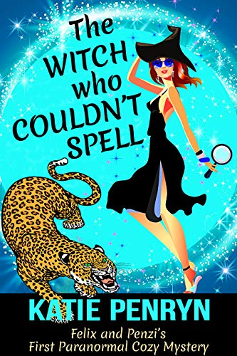 The Witch Who Couldn't Spell by Katie Penryn ebook deal
