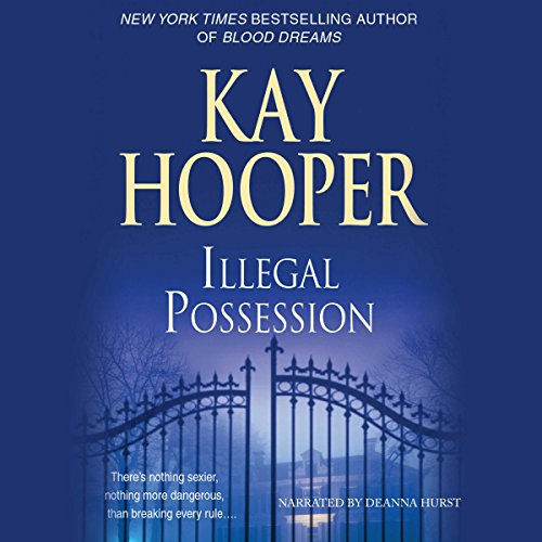 Illegal Possession audiobook cover art