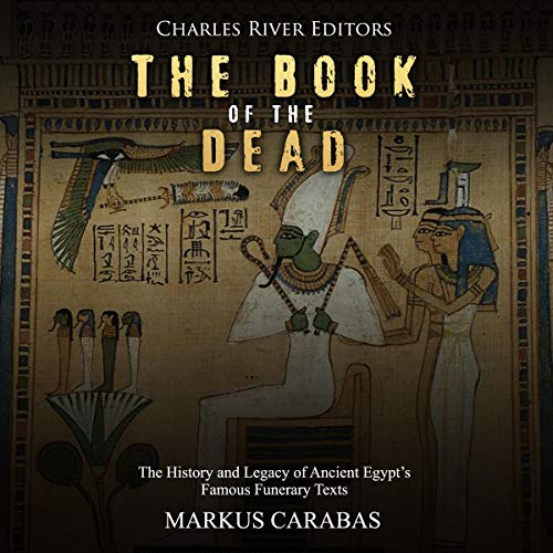 The Book of the Dead cover art