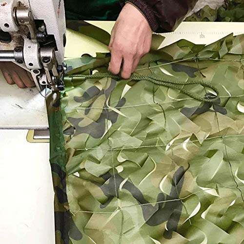 YHZHUI Militaire Jacht Camouflage Net, Camouflage Net, Rijst Militaire Jacht Bos Camouflage Netto Camping, Outdoor Zon, Thema Party Decoratie, Auto Cover Camouflage Net