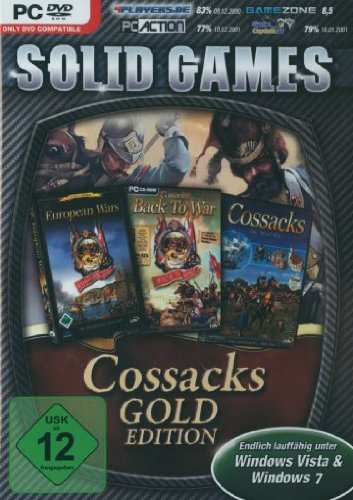 Solid Games: Cossacks  - Gold Edition