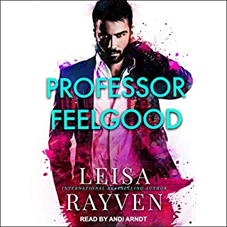 Professor Feelgood cover art