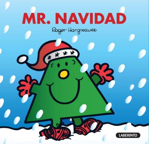 Mr. Navidad (Mr. Men y Little Miss)