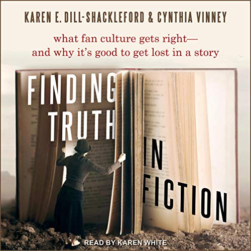 Finding Truth in Fiction cover art