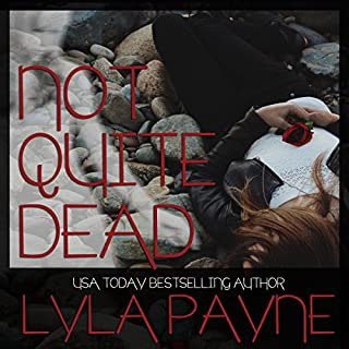 Not Quite Dead audiobook cover art