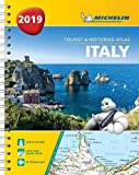 Italy - Tourist and Motoring Atlas 2019 (A4-Spirale): Tourist & Motoring Atlas A4 spiral (Michelin Road Atlases)