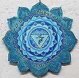 Puzzle Para Adultos 1000 Piezas Diy Juguete De Madera Flor De Mandala Azul Moderno Juego Personalizado Personalizado Adultos Niños Juguetes Educativos