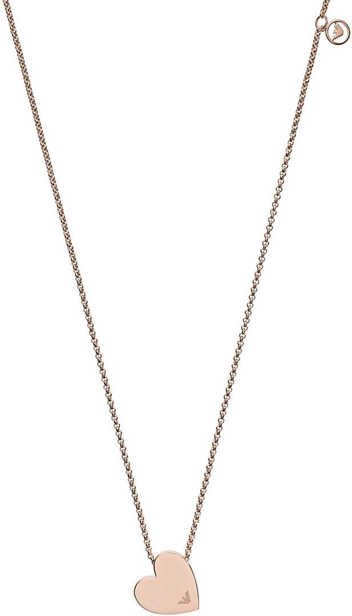 Emporio armani collana donna gioielli trendy EGS2673221