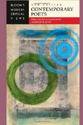 Contemporary Poets (Bloom's Modern Critical Views (Hardcover))