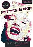 Portraits de stars - Coloriages magiques !