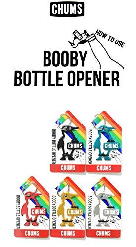 (チャムス)CHUMSチャムスブービーボトルオープナーキーホルダーCH62-1193テイル:T001