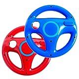 Doyo Steering Wheel for Wii Controller, 2 Pack Mario...