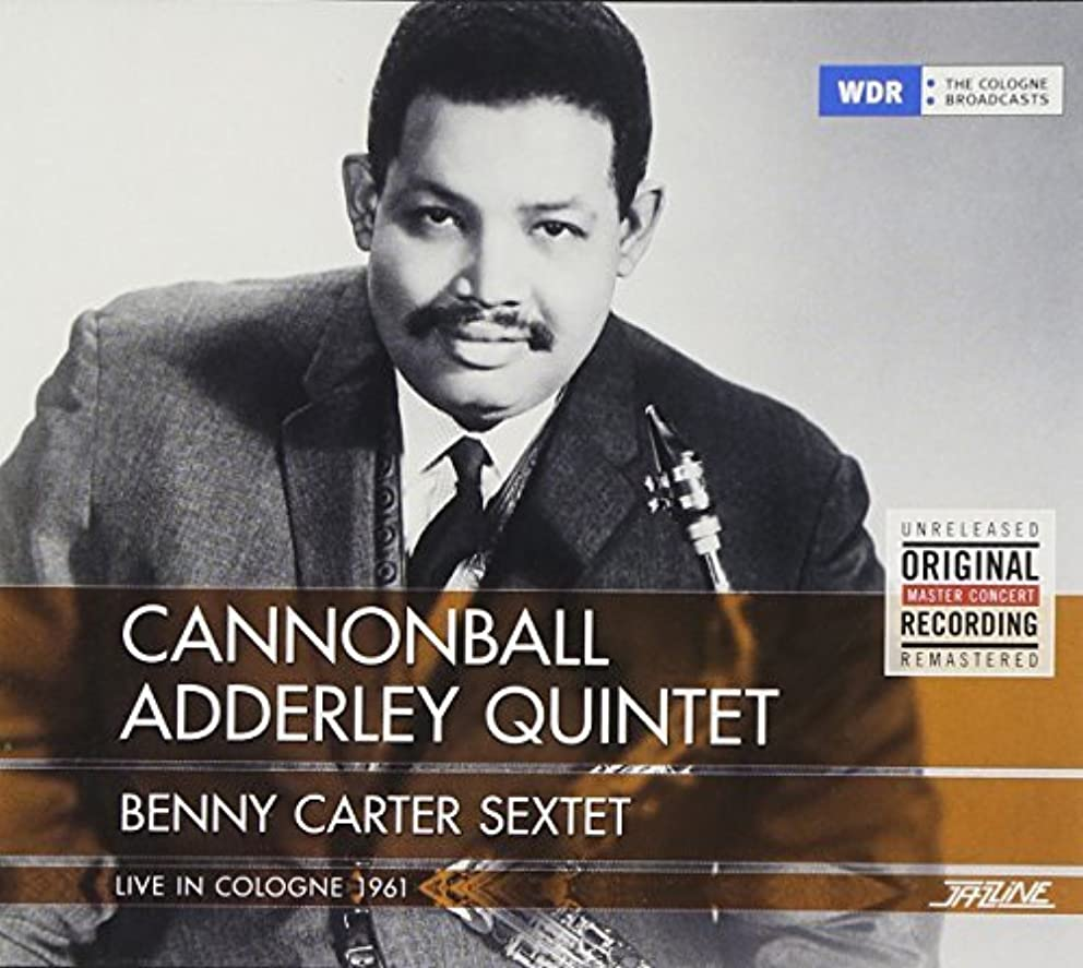 Live in Cologne 1961 by Cannonball Adderley (2015-08-03) v89201829240