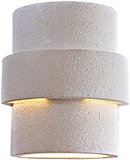 Minka Lavery 9836, Ceramic Pocket Ceramic Dark Sky Outdoor Wall Sconce Light, 30 Watts, White