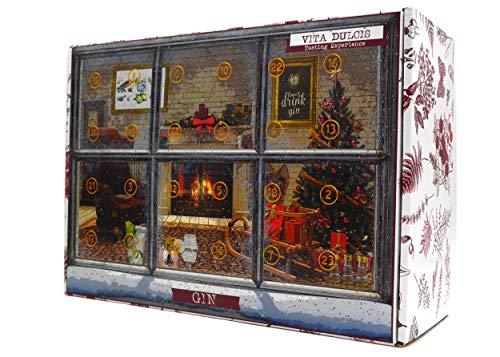 Vita Dulcis Gin Adventskalender Klassik Edition 5-24x0,02l