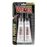 1 Oz Welder Professional Adhesive 730657 - (4-1oz tubes) 2 Packs