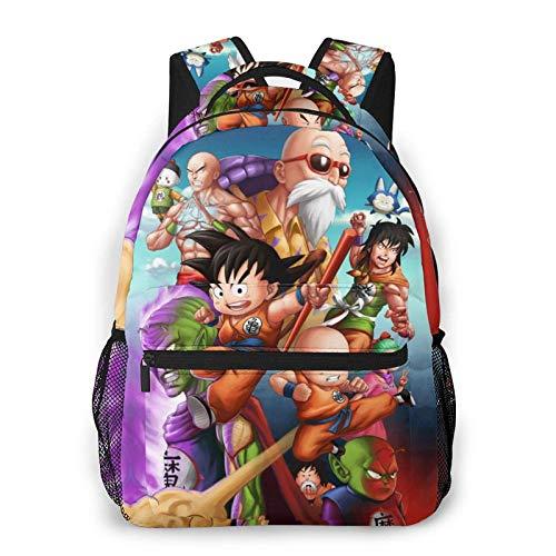 Hdadwy Drago-n Cool B-All Z Bagpack Travel Senderismo Daypack Mochila para niñas, niños, Mujeres y Hombres