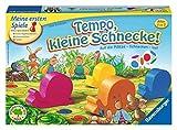 Tempo, kleine Schnecke! von Ravensburger: Spiel für Kinder ab 3 Jahren